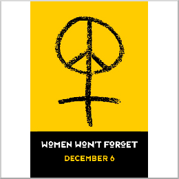 Women Won't Forget December 6