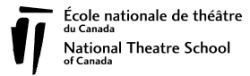 National Theatre School of Canada Logo